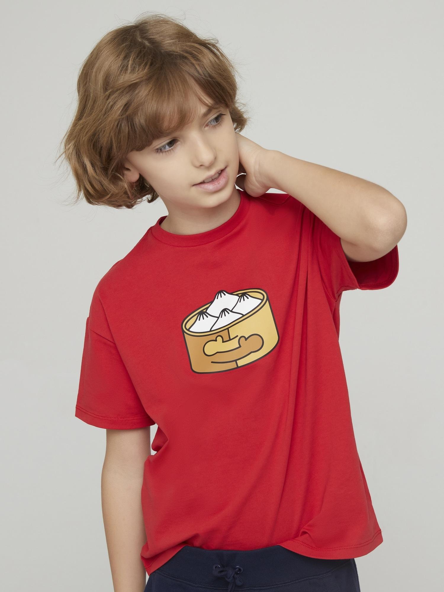 Kenloコレクション クルーネックtシャツ (キッズ・ユニセックス)