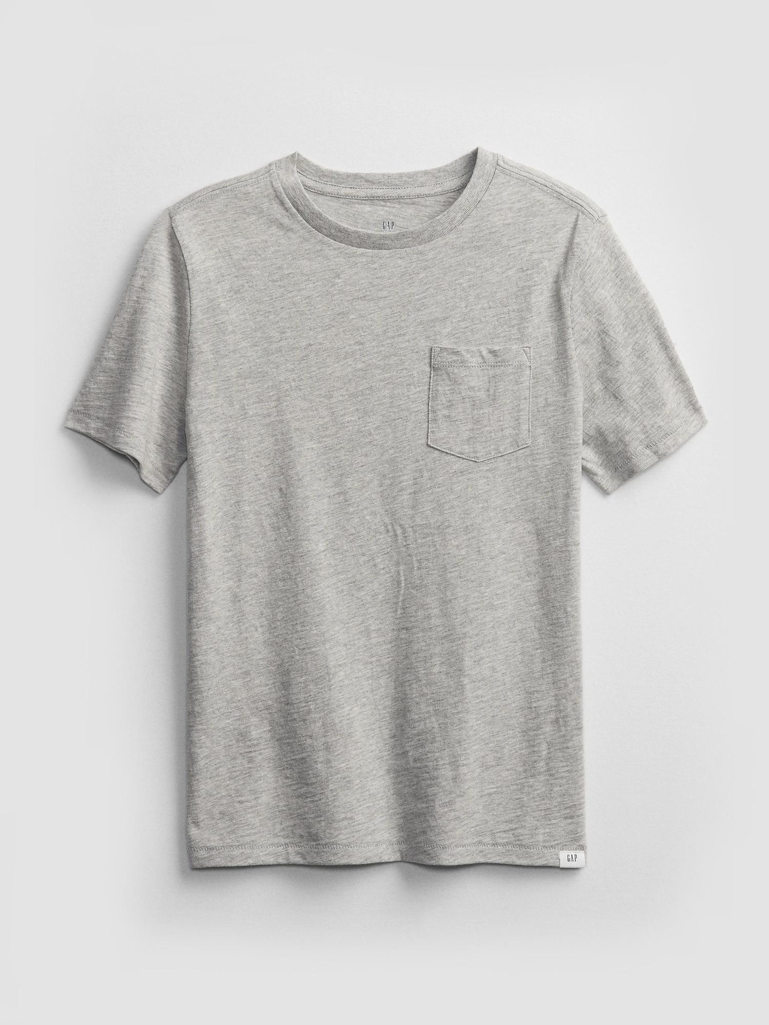 ポケットtシャツ (キッズ)