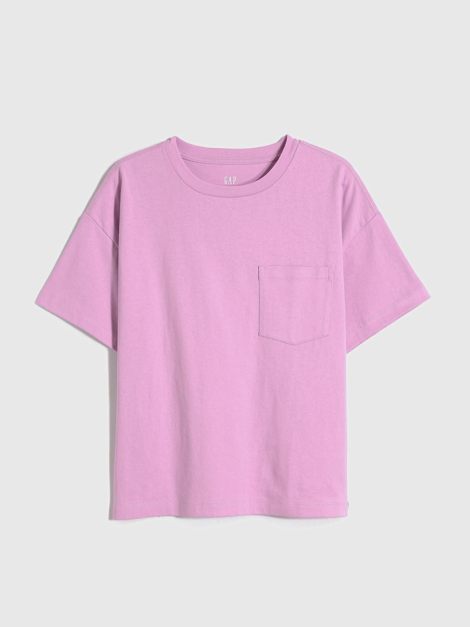 ヘビーウェイト ポケットtシャツ