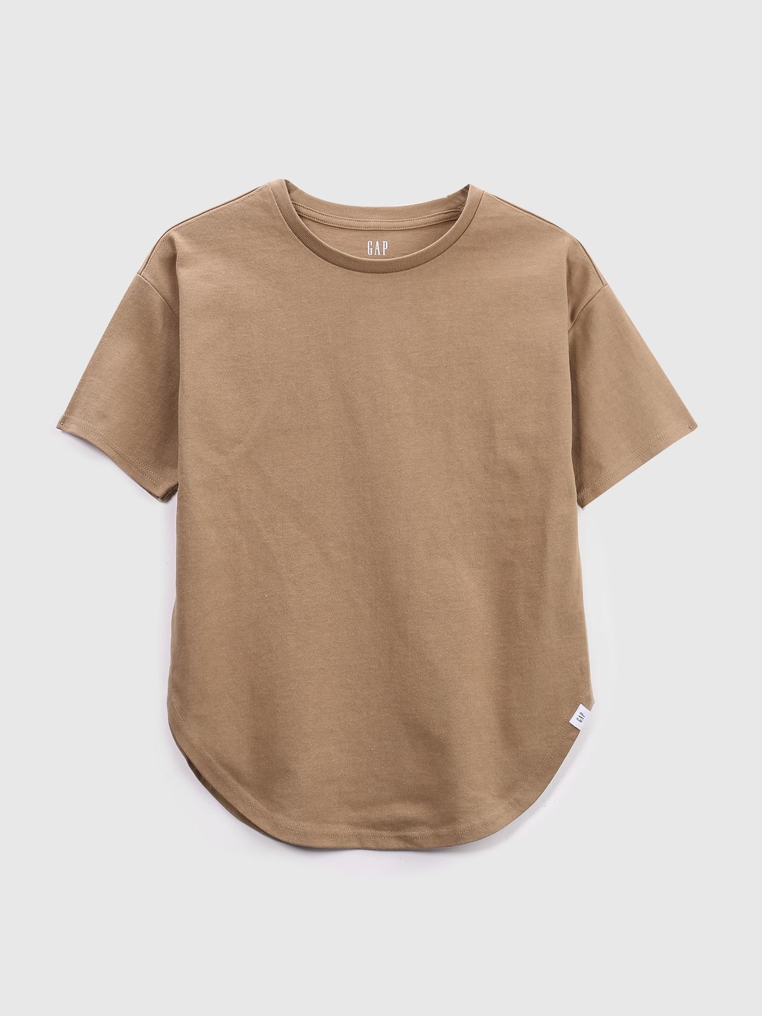 テックジャージ クルーネックtシャツ