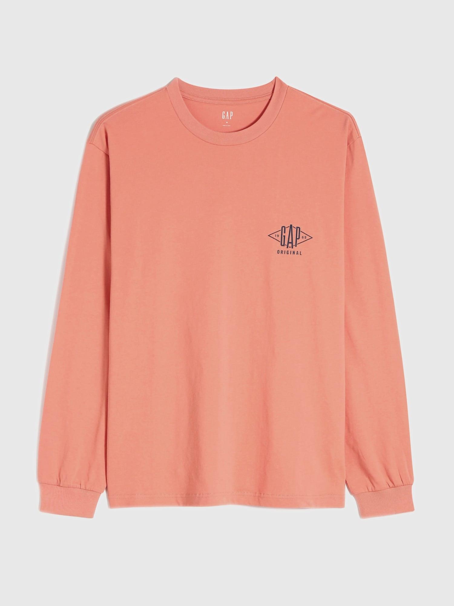 Gapロゴ オーバーサイズtシャツ