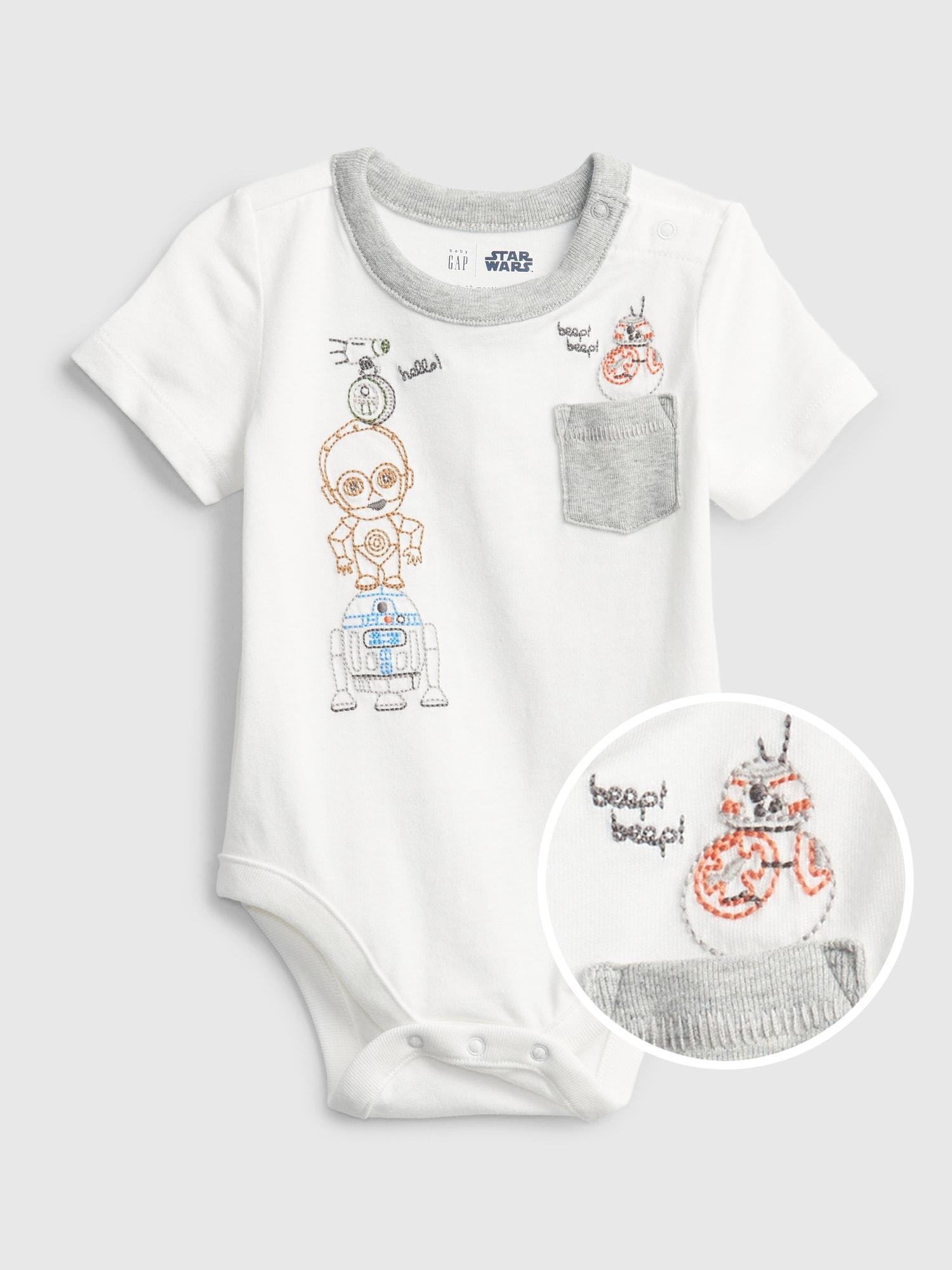 Babygap スター・ウォーズ™ ボディシャツ