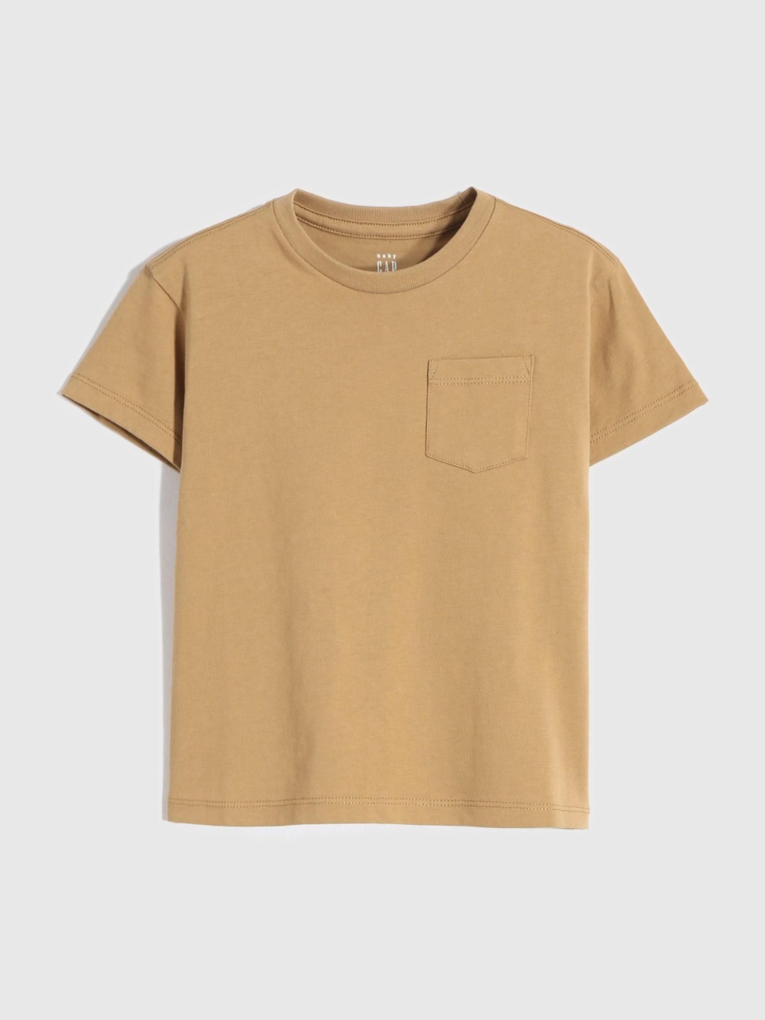 ソフト クルーネックtシャツ