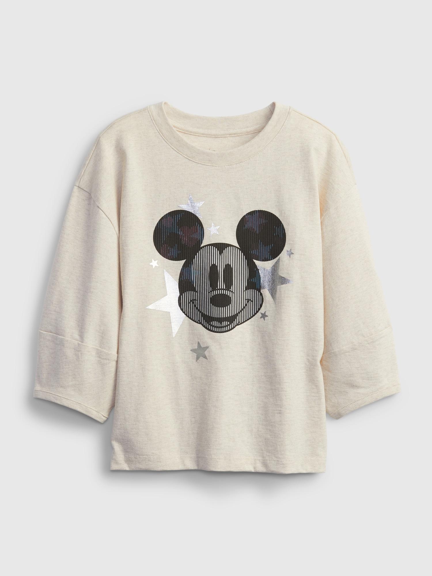 Babygap ディズニー ミッキーマウス グラフィック Tシャツ