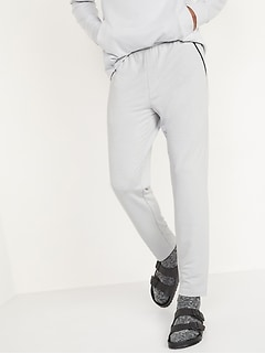 Oldnavy Go-Dry French Terry Tapered-Fit Track Pants for Men