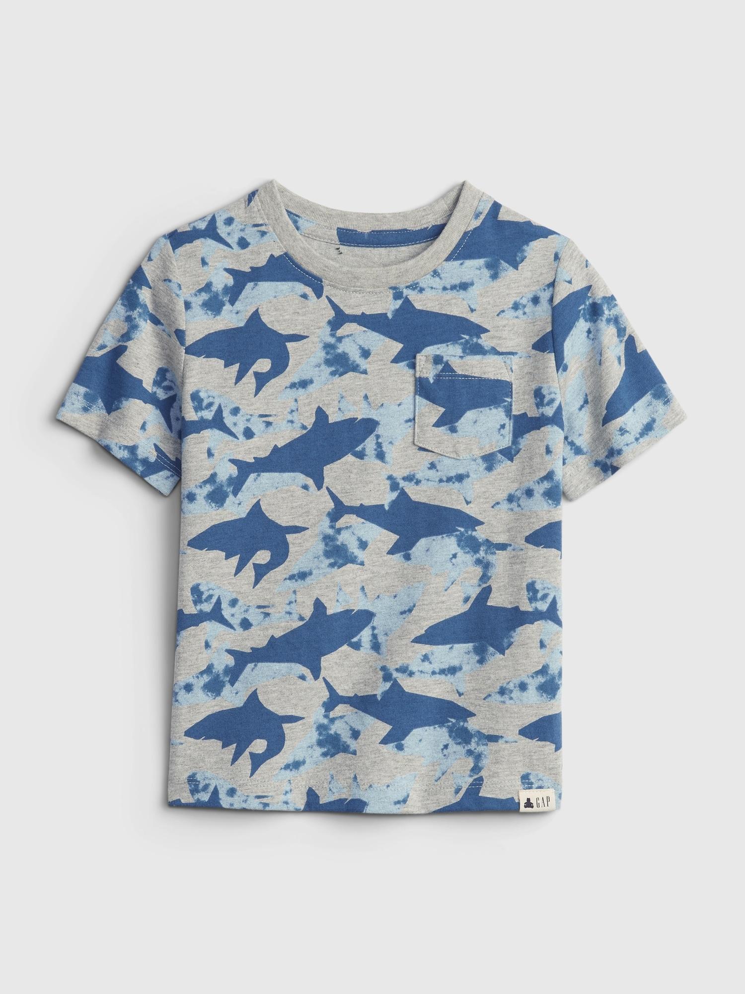 オーガニック ミックス&マッチ Tシャツ (幼児)