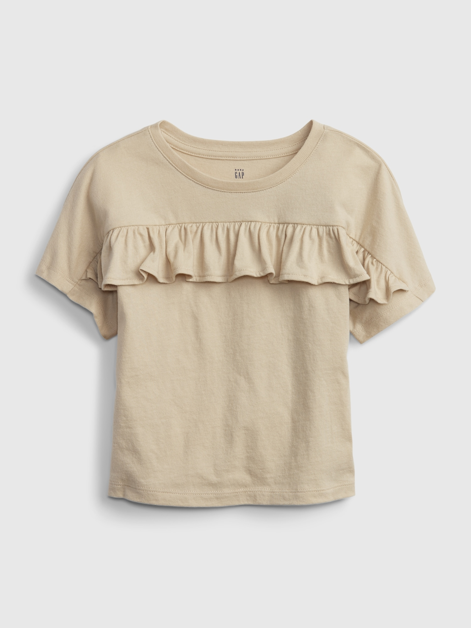 ボクシー ラッフルtシャツ (幼児)