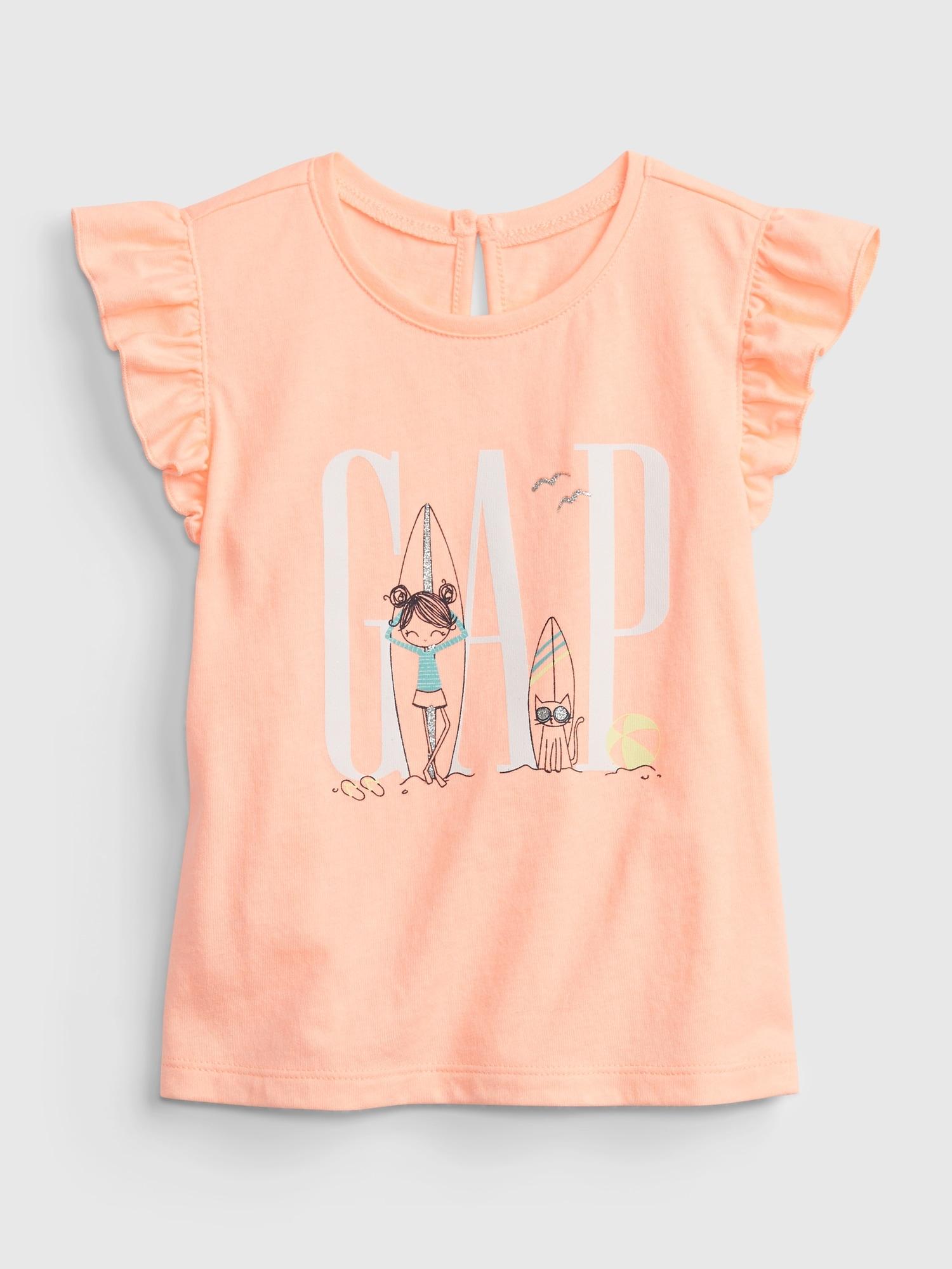 グラフィック ビィ Tシャツ (幼児)
