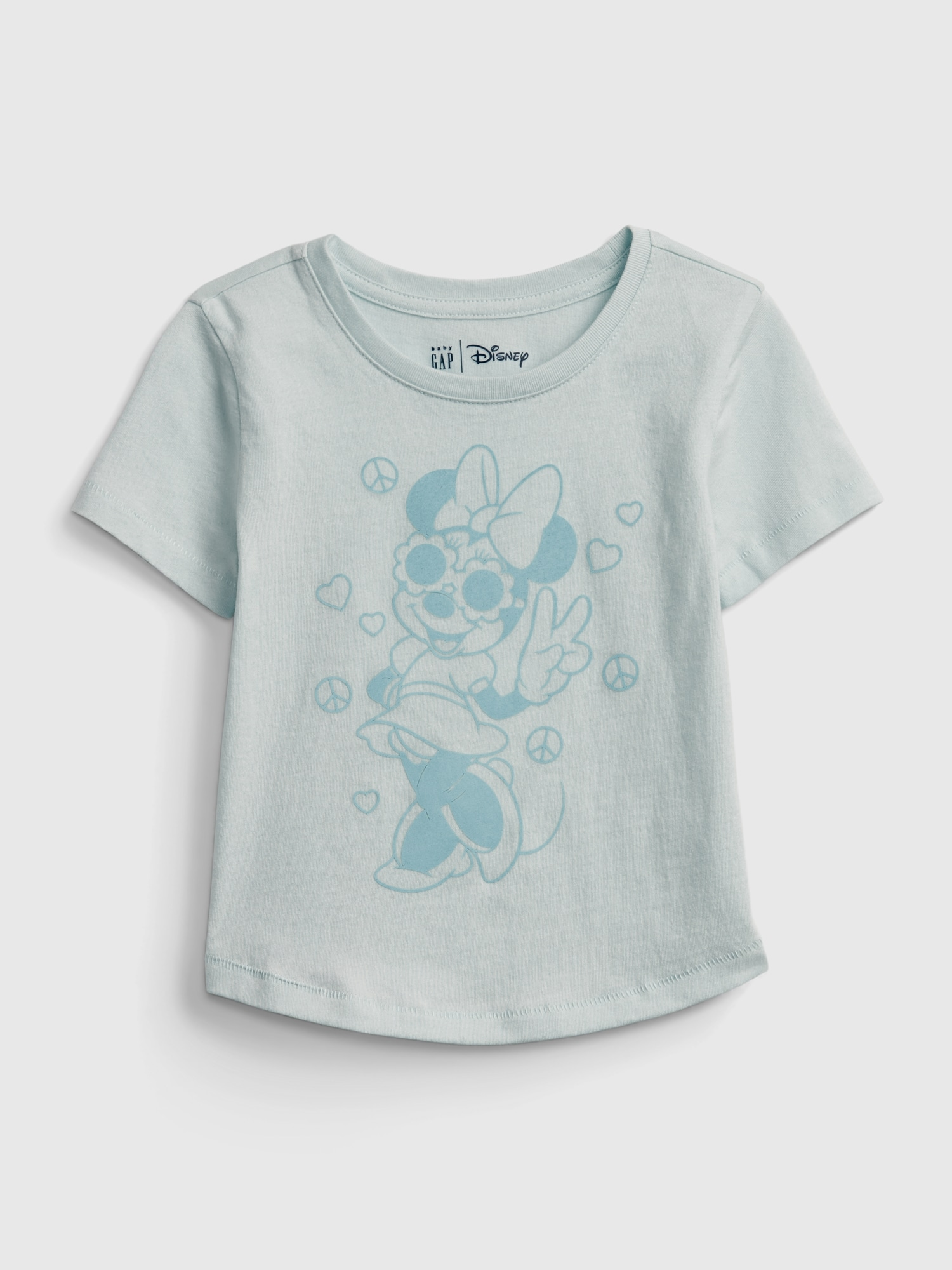 Babygap ディズニー ミッキーマウス&ミニーマウス フラッシュ グラフィックtシャツ
