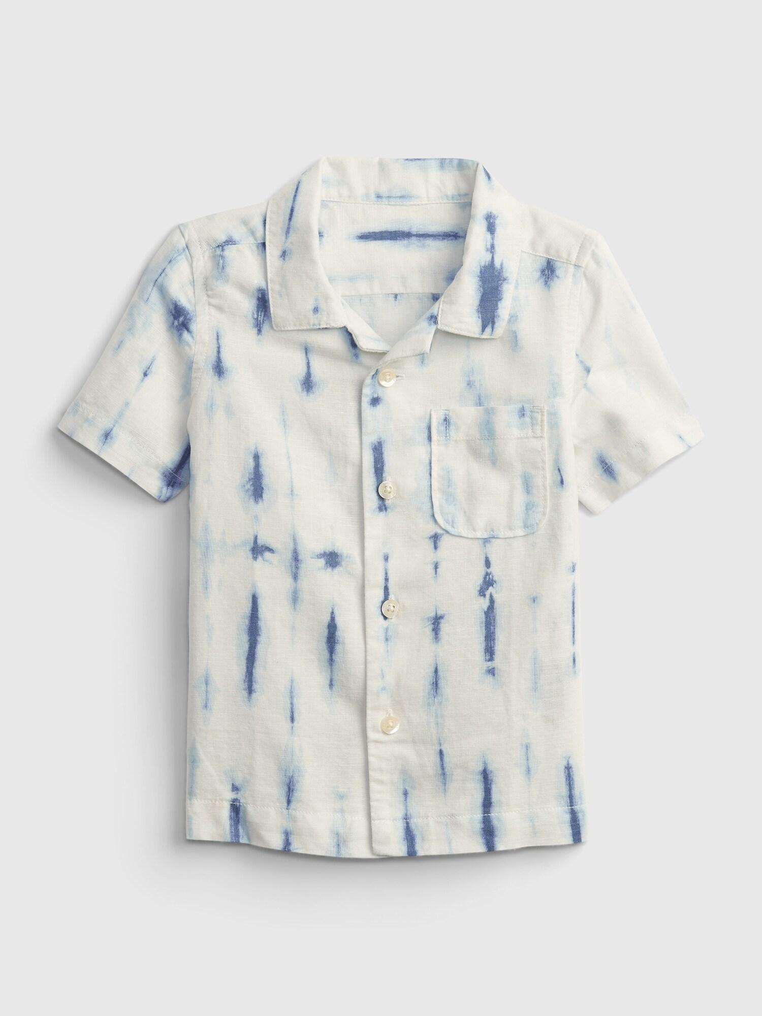 パジャマシャツ (幼児)