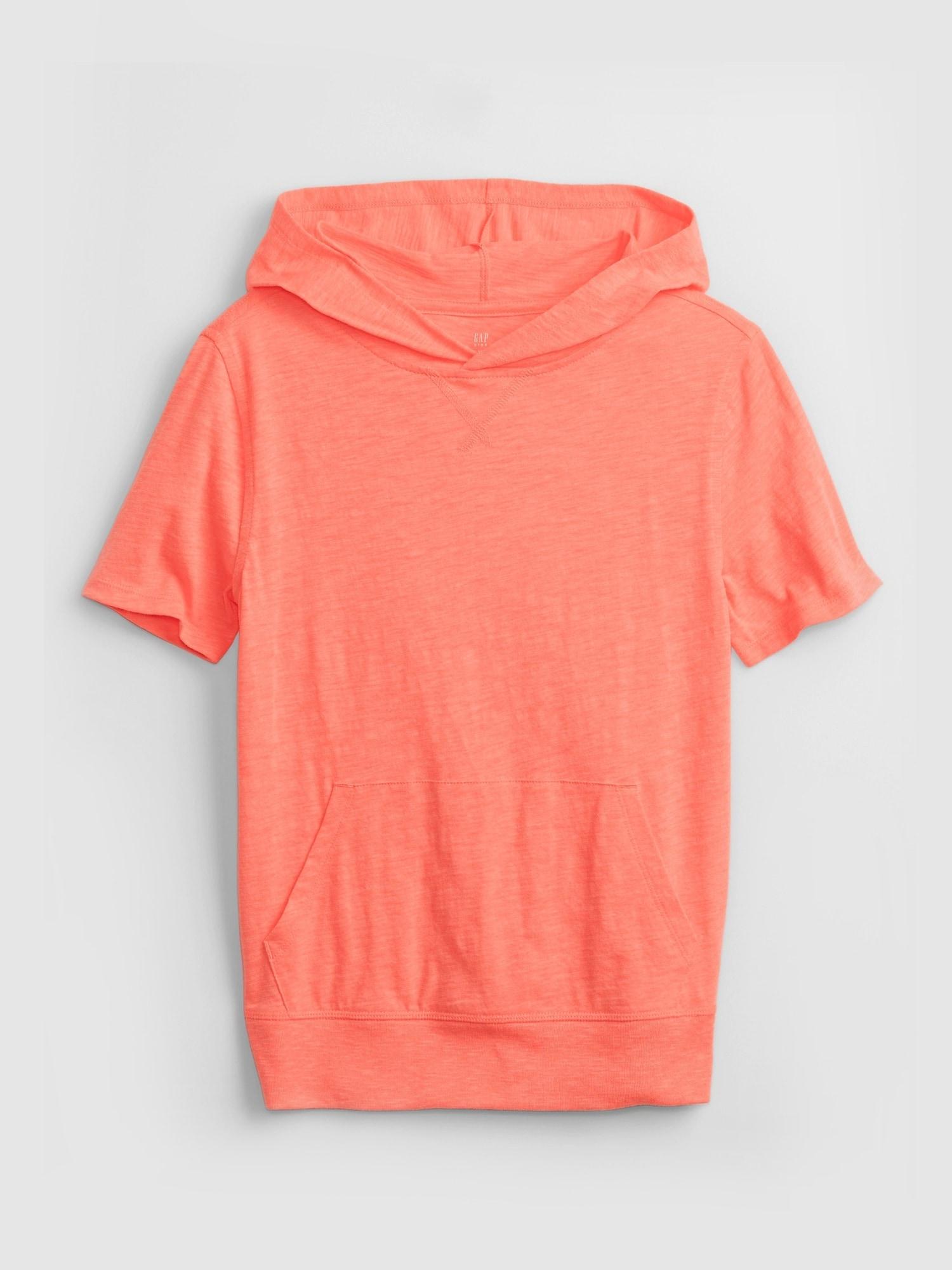 フード付き Tシャツ (キッズ)