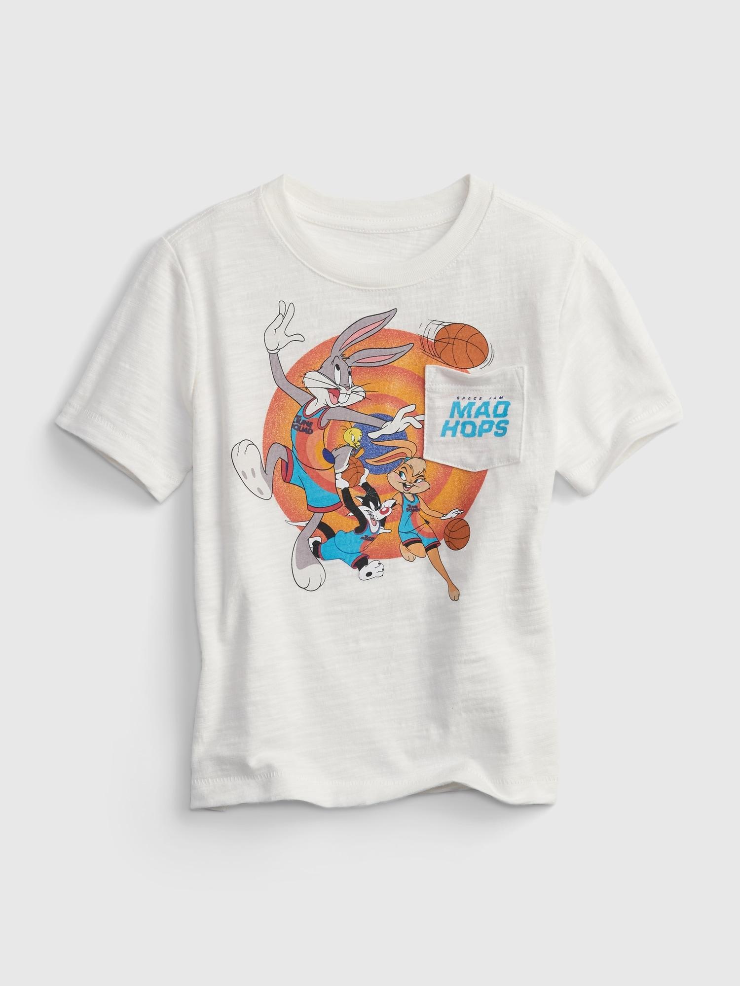Babygap ルーニー・テューンズ グラフィックtシャツ