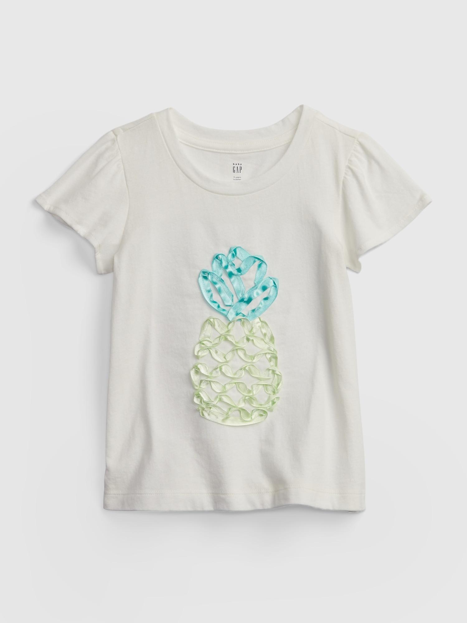 インタラクティブグラフィックtシャツ (幼児)