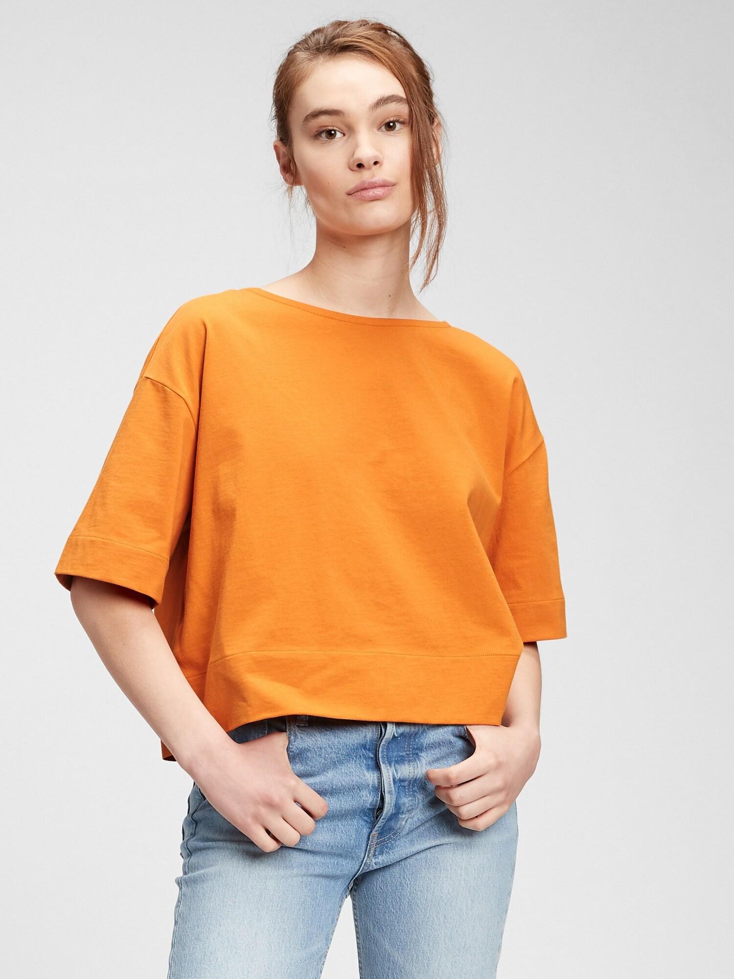 タイバックtシャツ