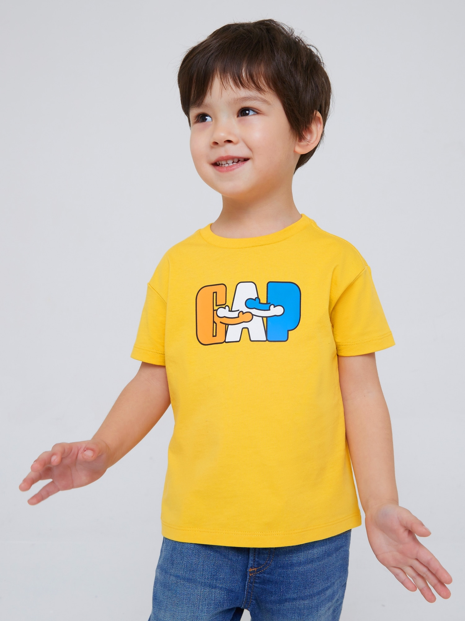 Kenloコレクション クルーネックtシャツ (幼児・ユニセックス)