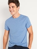 Deals on Old Navy Mens Soft-Washed Crew-Neck Tee