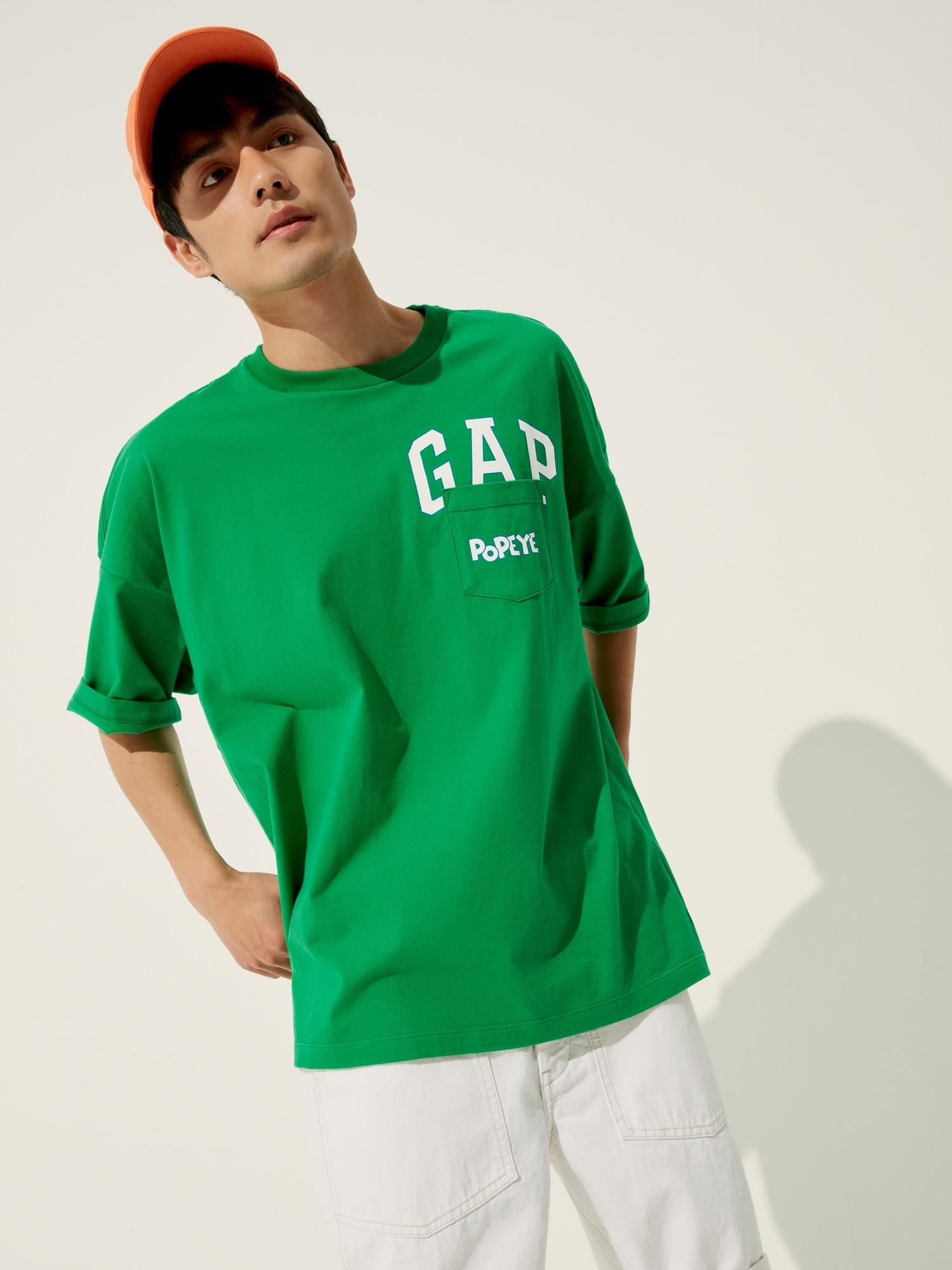 ポパイ™ グラフィック Tシャツ