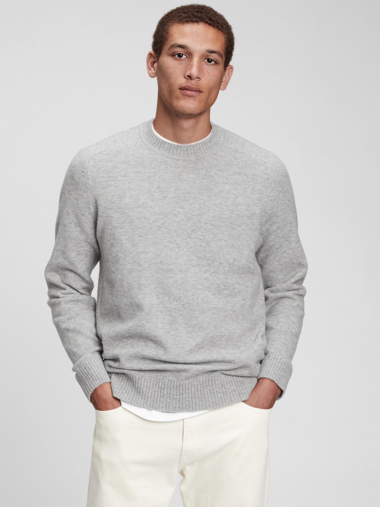 リサイクル クルーネックセーター