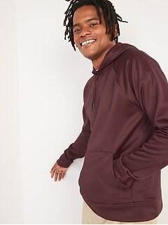 Oldnavy Soft-Brushed Go-Dry Performance Pullover Hoodie for Men