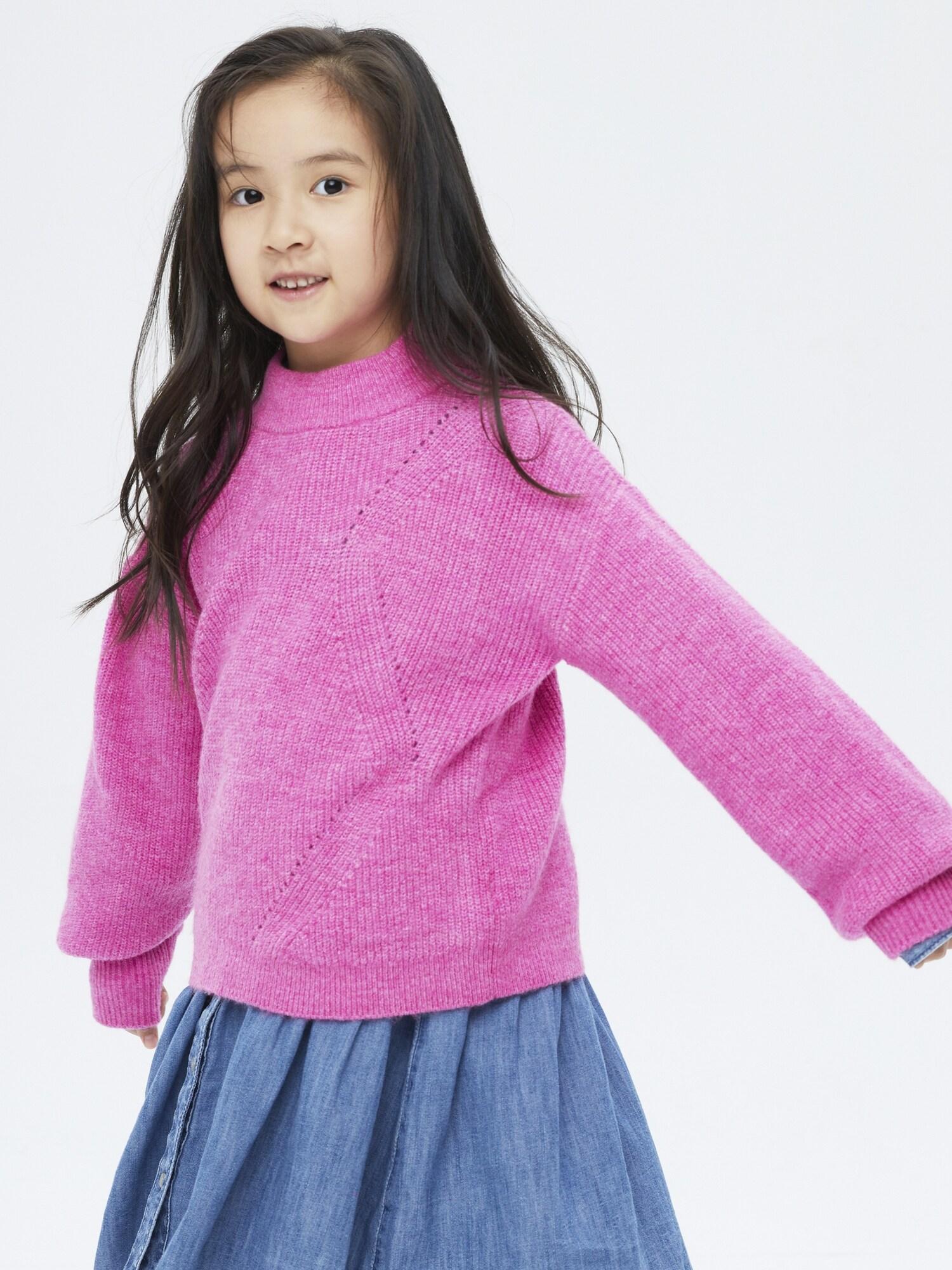 オーバーサイズセーター (キッズ)