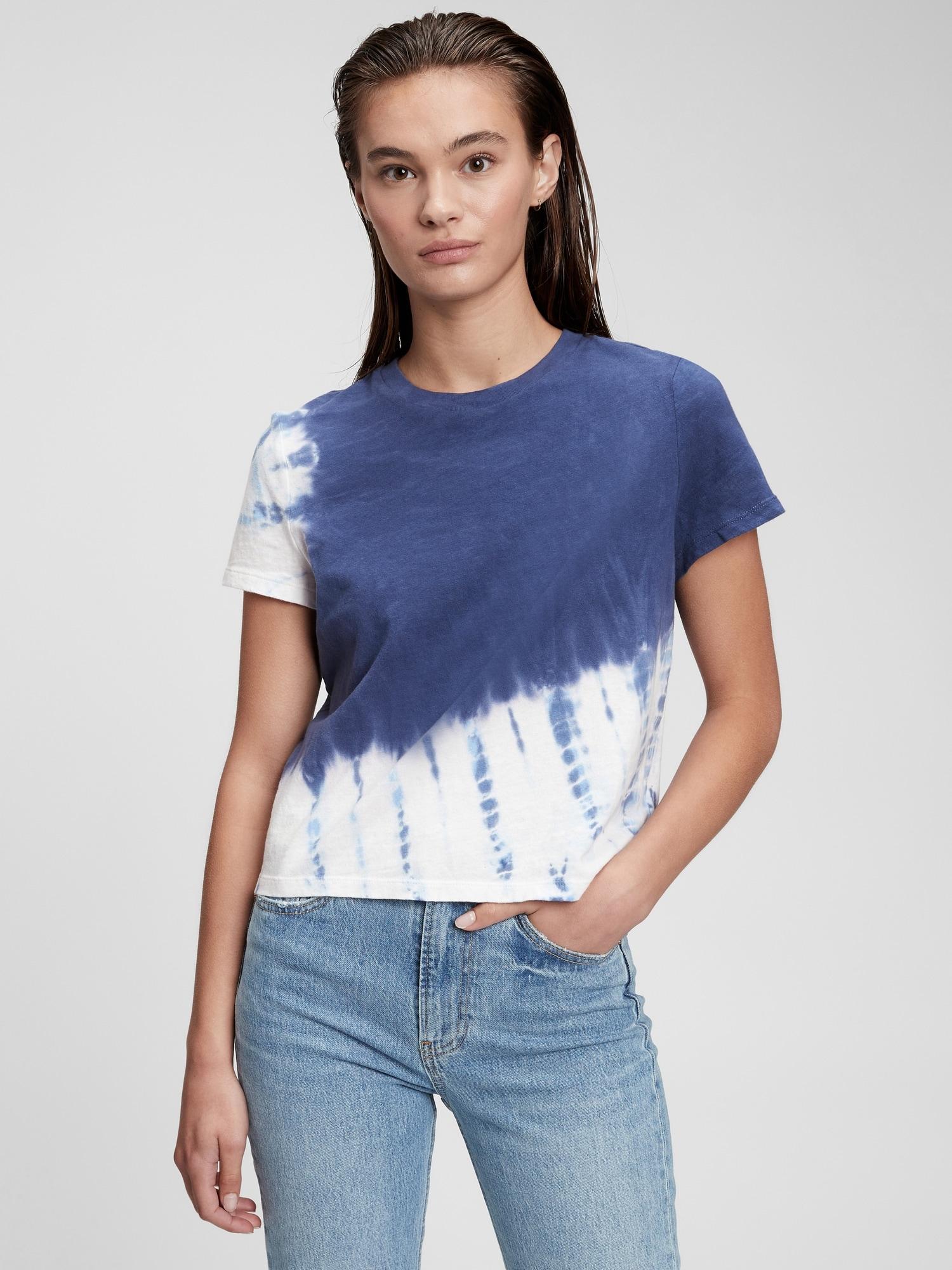 グラフィック シュランクtシャツ