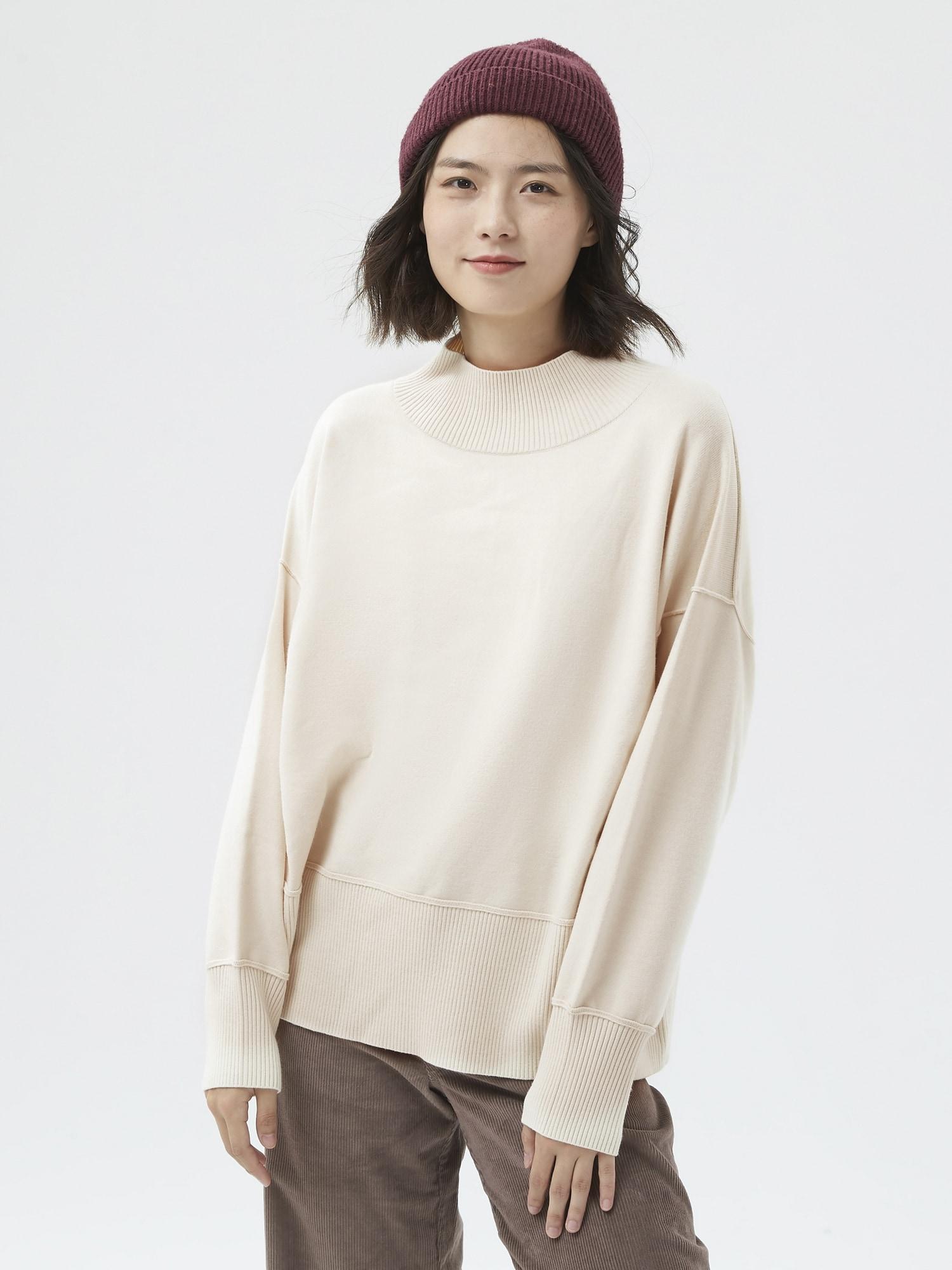ハイネック オーバーサイズ セーター