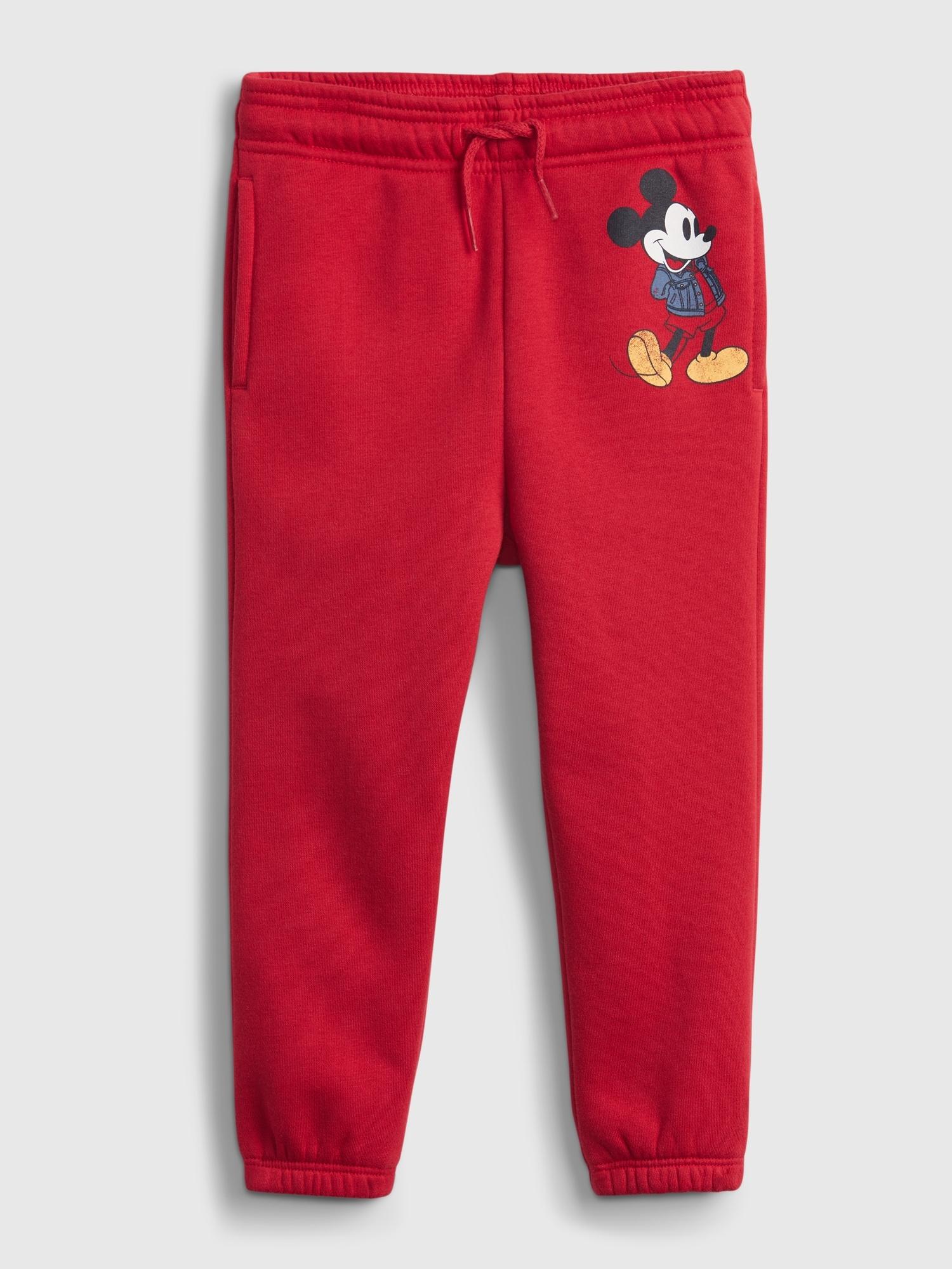 Babygap   ディズニー ミッキーマウス グラフィック ジョガーパンツ