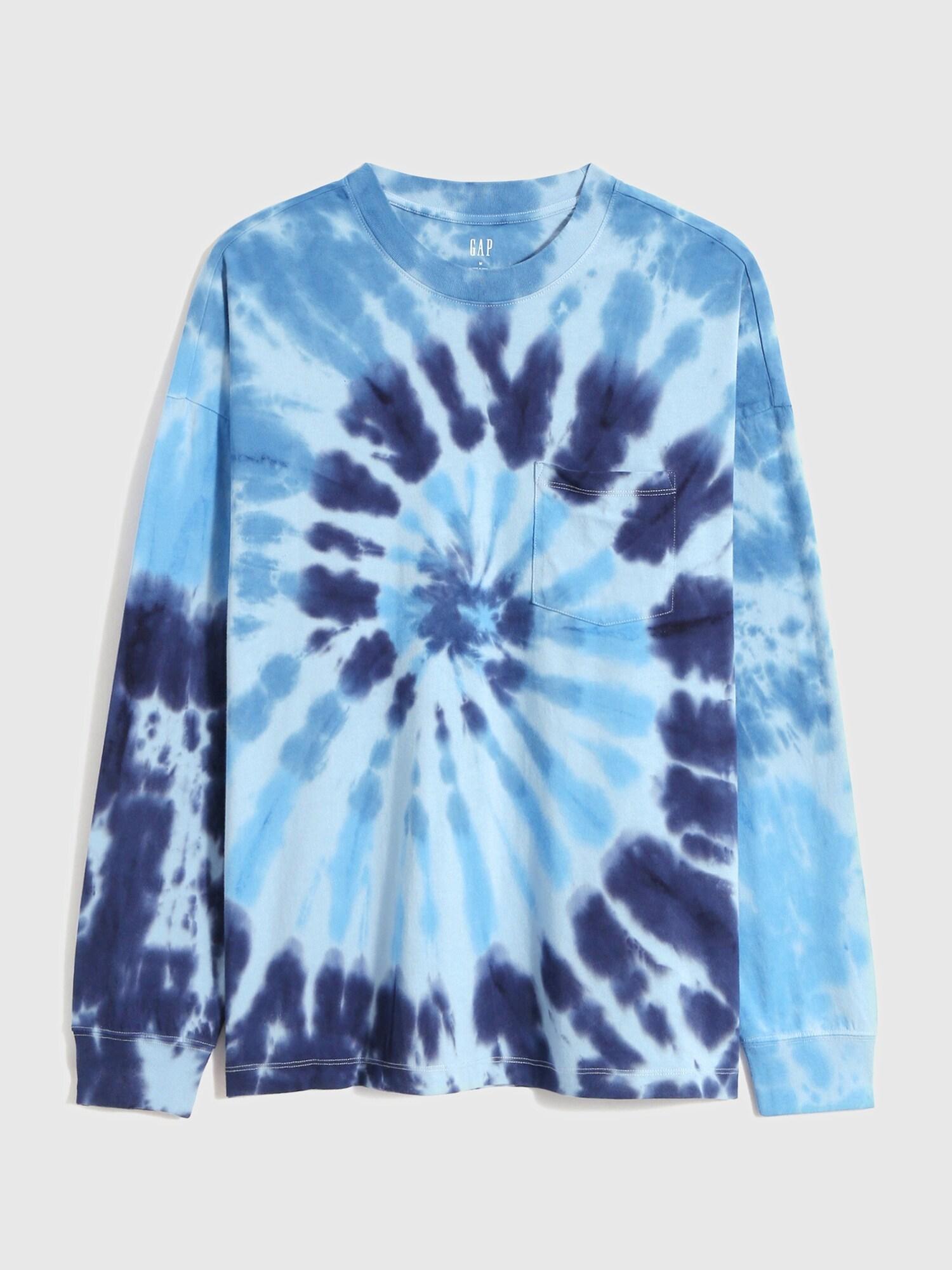 スラブジャージー オーバーサイズ ポケットtシャツ (メンズ・ユニセックス)