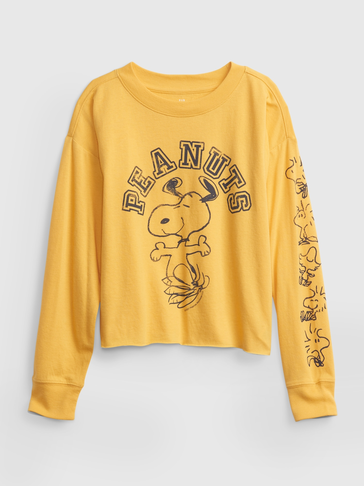 Gapkids ピーナッツ グラフィックtシャツ