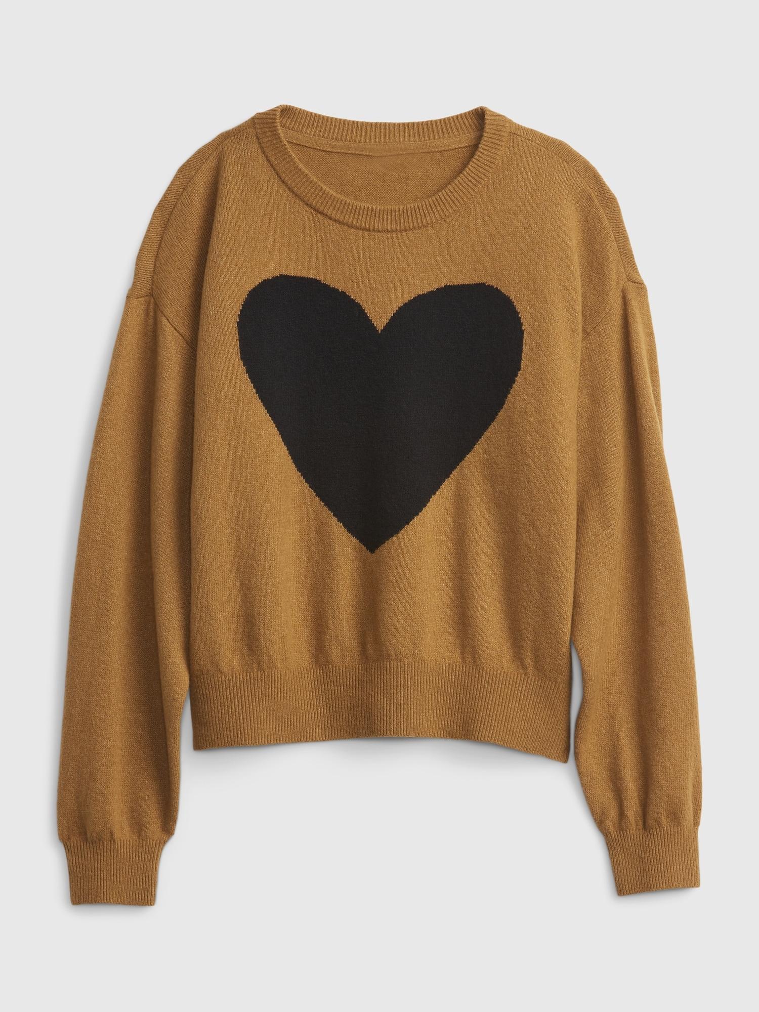 グラフィックセーター (キッズ)